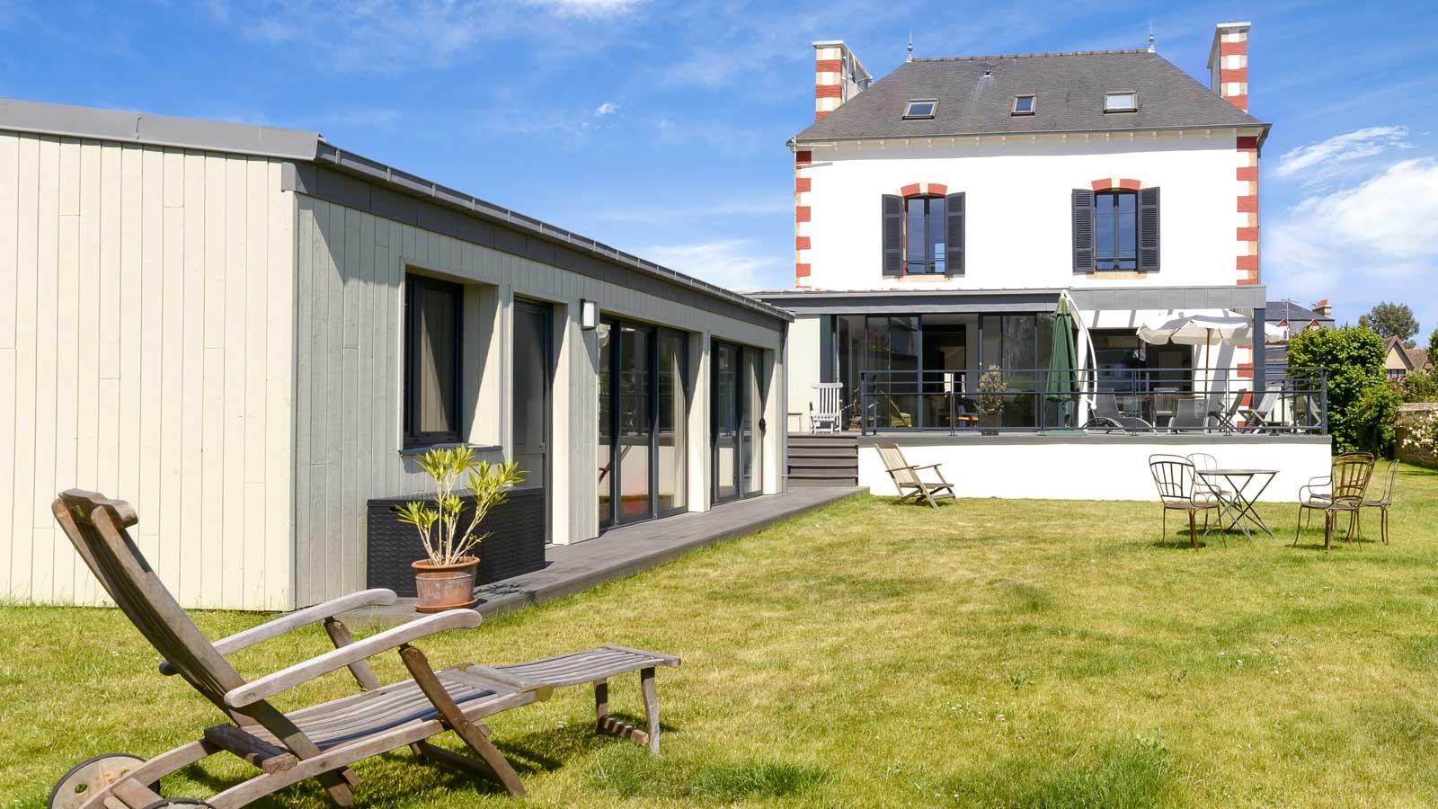 Véranda et terrasse bois