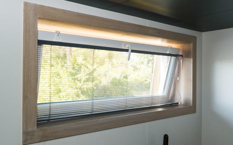 Extraordinaire Encadrement bois pour fenêtre - Aménagement intérieur - La @NW_82