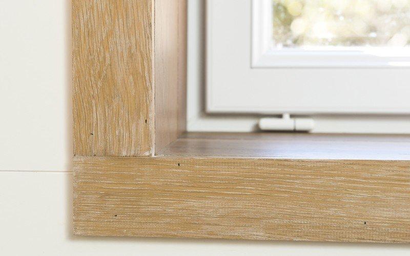 Quelque chose de nouveau assez Encadrement bois pour fenêtre - Aménagement intérieur - La &CX_05