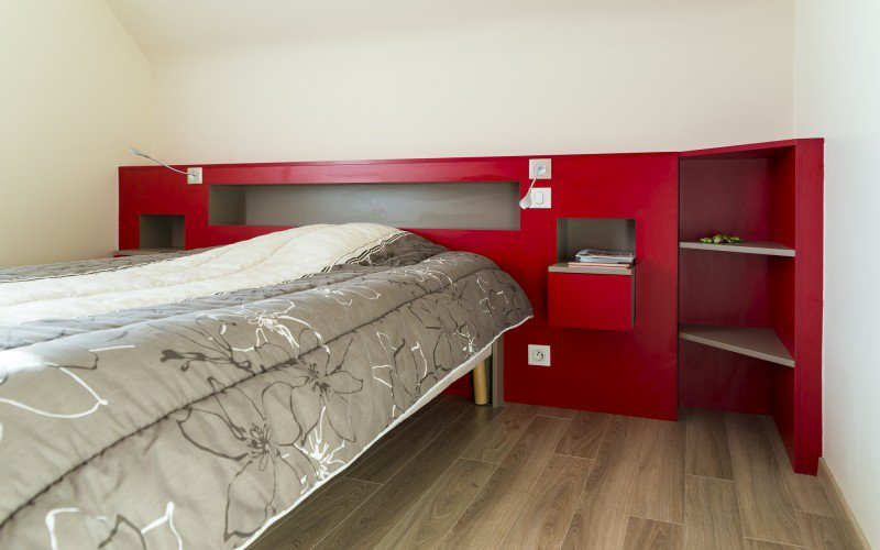Relifting chambre agencement la h nonnaise 22 for Agencement chambre a coucher