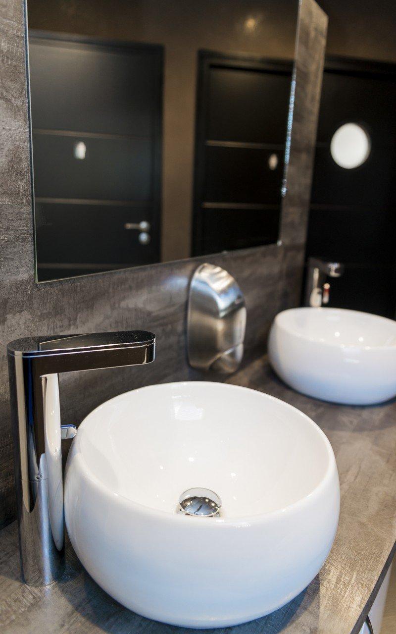 Zoom lavabo
