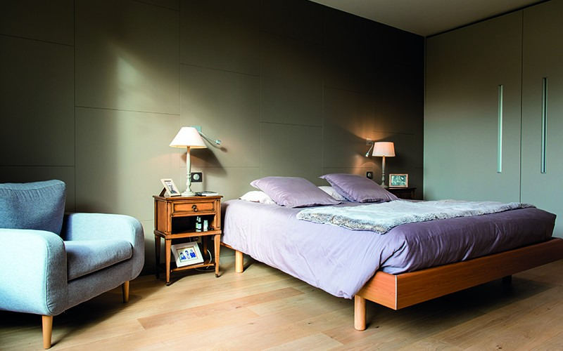 Relifting chambre