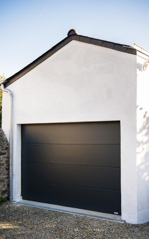 Garage habitation