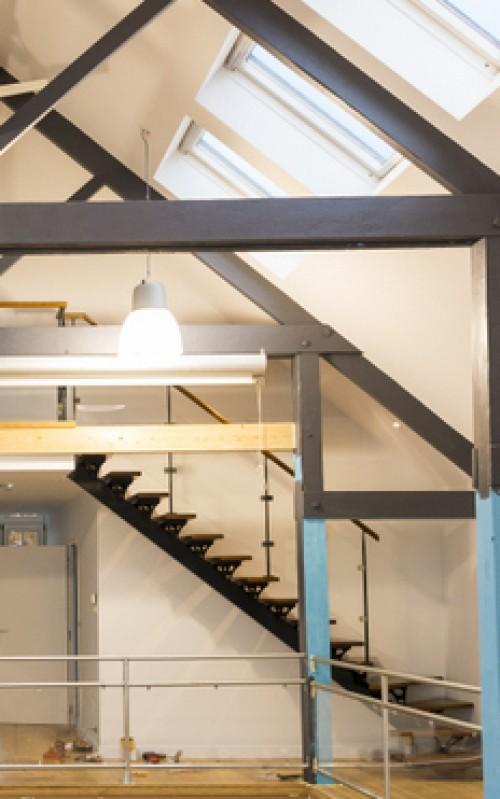 Escaliers sur mesure am nagement int rieur la h nonnaise 22 - Amenagement escalier interieur ...